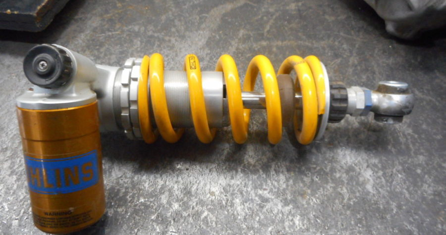 APRILIA RSV4 1000 2015 Factory Ohlins rear SHOCK