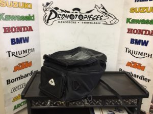 NEUPRODUCTS TANK BAG BLACK