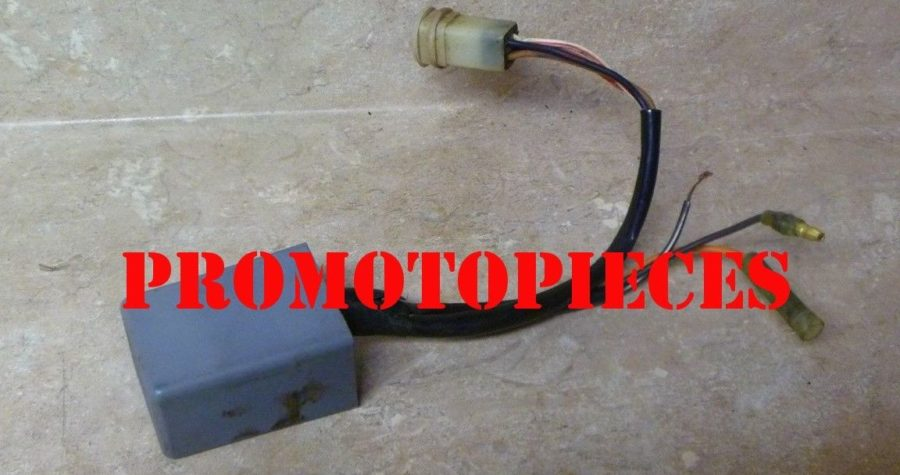 Yamaha YZ125 1982 CDI IGNITION UNIT